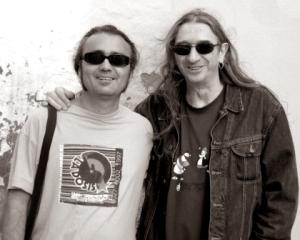 Martín y Rosendo