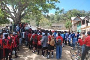 Equipos de Fútbol en Nahuaterique