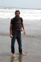 En el Oceano Pacifico - Playa de El Cuco