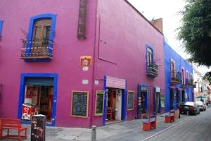 Callejòn de los Sapos en Puebla