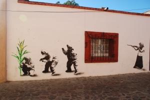 Mural Oaxaca